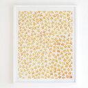 【3980円以上で送料無料!】Silke Bonde 「Summerhouse/サマーハウス」 40x50 アートポスター 北欧 デンマーク