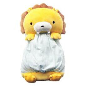 【特価品】【数量限定】ペッツルート ひんやりハグme氷まくら ライオン