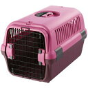 【特価】【なくなり次第終了】リッチェル キャンピングキャリー M 小型犬用 ピンク