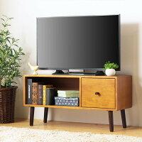 テレビ台ローボード幅80cm32型テレビ対応