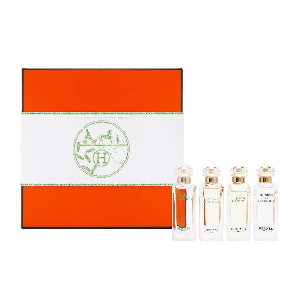 エルメス HERMESガーデンシリーズ香水セット EDT(オードトワレ)PARFUMS レディースナイルの庭[ 香水/フレグランス ]