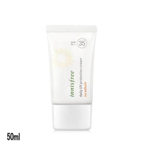 innisfree イニスフリー デイリー UVプロテクションクリーム(ノーシーバム)SPF35/PA+++[ 化粧下地 ]