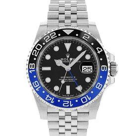 ロレックス GMTマスターII ROLEX GMT-MASTERII/126710BLNR【新品】【メンズ】