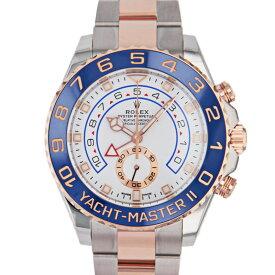 【ポイント最大44倍!お買い物マラソン】ロレックス ヨットマスター II ROLEX YACHT MASTERII/116681【新品】【メンズ】