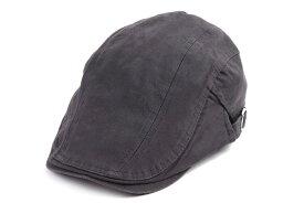 送料無料 ハンチング 綿タイプ 無地 レディース メンズ ユニセックス ゴルフ帽子 プレゼント 父の日 5カラー