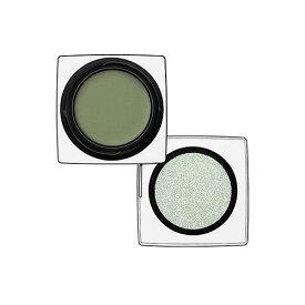 RMK アールエムケー インジーニアスクリーム&パウダーアイズ #04 Silver Green アイシャドウ
