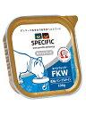 スペシフィック 食事療法食 猫用 FKW [低Na-リン-プロテイン] 100g SPECIFIC 【猫用/キャットフード/ウェッ…