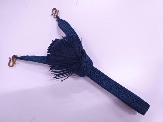 正絹 男物羽織紐【リサイクル】【中古】