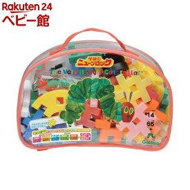 ニューブロック バッグセット はらぺこあおむし(1セット)【学研】[おもちゃ 遊具 ブロック]