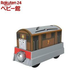 きかんしゃトーマス 木製レールシリーズ トビー GPR19(1個)【フィッシャープライス】