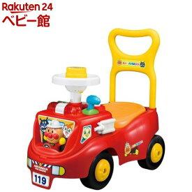 アンパンマン じゃがじゃが消防車(1セット)【アガツマ】[三輪車 のりもの 乗用玩具 足けリ]