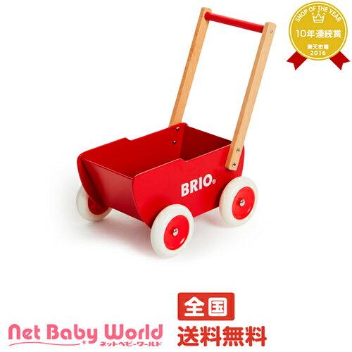 【さらにポイント9倍】送料無料 ドールワゴン BRIO ブリオ 木製 おもちゃ 人形車 手押し車 ブリオ BRIO 遊具・のりもの おもちゃ