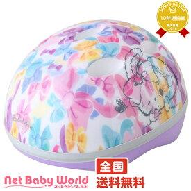 ママ割メンバー限定 ポイント最大6倍 送料無料 SG対応ヘルメット (ボンボンリボン)エムアンドエム M&M幼児用 子供用 スポーツヘルメット