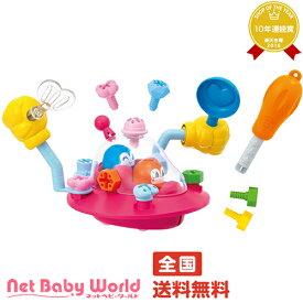 アンパンマンくみたてDIY こきんちゃんもいるよ♪ねじねじドキンUFO セガトイズ SEGA おもちゃ・遊具・ベビージム・メリー 知育玩具