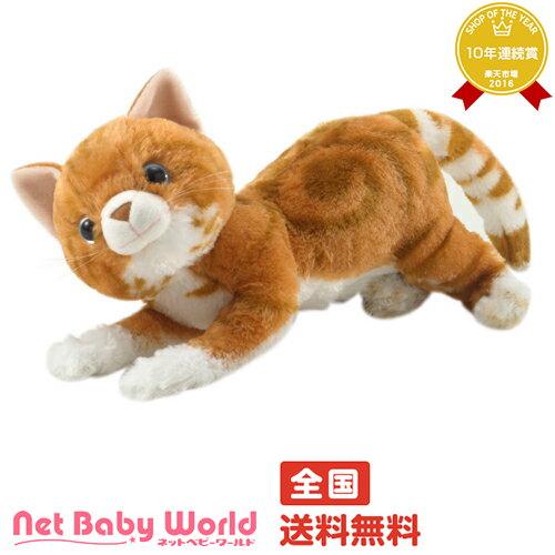 【さらにポイント5倍】送料無料 なでなでねこちゃん DX  とらちゃん おひざのうえで 撫で撫で 猫ちゃん トレンドマスター 遊具・のりもの おもちゃ