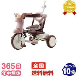 ★送料無料★ イーモトライシクル #02 Comfort Brown iimo tricycle mimi のりもの 折りたたみ 三輪車 エムアンドエム M&M 遊具・のりもの 三輪車