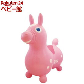 ロディ ベビーピンク(1個)【ロディ】[日本正規品 のりもの 乗用玩具 おもちゃ RODY]