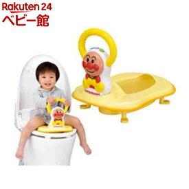 アンパンマン 幼児用補助便座 おしゃべり付 P-03(1台)【アガツマ】