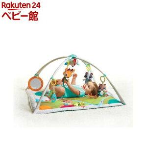 うちの赤ちゃん世界一 全身の知育メリー&ジムDX