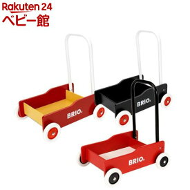 手押し車(1台)【ブリオ(Brio)】[おもちゃ 遊具 手押し車カタカタ]