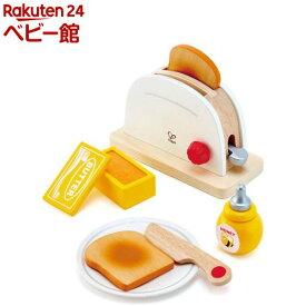 ハペ トースターセット E3148(1セット)【カワダ】[木のおもちゃ 遊具]