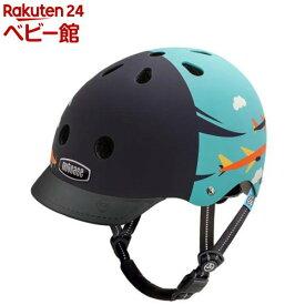 ナットケース リトルナッティ GEN3 バイザー付き スカイフライヤー(1個)【ナットケース】[三輪車 のりもの ヘルメット]