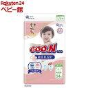 グーンプラス 敏感肌設計 テープ Lサイズ(54枚*4個)【dg00】【グーン(GOO.N)】