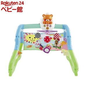 うちの赤ちゃん世界一 全身の知育メリー&ジム(1個)【People(ピープル)】[おもちゃ 遊具 ベビージム メリー]