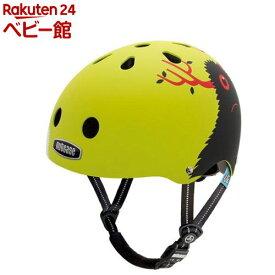 ナットケース リトルナッティ GEN3 バイザー付き リトルモンスターズ(1個)【ナットケース】[三輪車 のりもの ヘルメット]