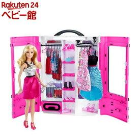 バービー バービーとピンクなクローゼット DMT58(1セット)【バービー人形】[おもちゃ 遊具 人形ぬいぐるみ]