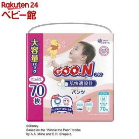 グーンプラス 肌快適設計 パンツ Mサイズ(70枚*3個セット)【グーン(GOO.N)】