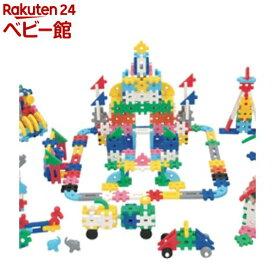 ニューブロック ボリューム500(1個)【学研】[おもちゃ 遊具 ブロック]