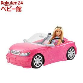 バービーとおでかけ! かわいいピンクのクルマ FPR57(1個)【mtlho】【バービー人形】[おもちゃ 遊具 人形 ぬいぐるみ]