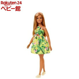 バービー ファッショニスタ イエロードレス FXL59(1個)【バービー人形(Barbie)】