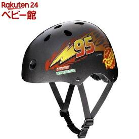 ストリート ヘルメット カーズ(1個)【アイデス】[三輪車 のりもの ヘルメット]