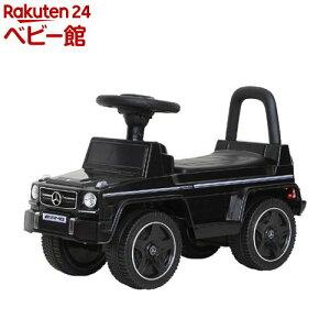 乗用メルセデスベンツ G63AMG ブラック(1台)【ミズタニ】[三輪車 のりもの 乗用玩具 足けリ]