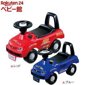 キッズスポーツカー(1台)【永和(EIWA)】[三輪車のりもの のりもの 乗用玩具 足けリ]