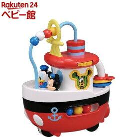 はじめて英語 おしゃべりいっぱい!ゆらゆらボートミッキー&フレンズ(1個)【タカラトミー】[おもちゃ 遊具 知育玩具]
