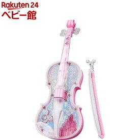 ライト&オーケストラバイオリン ピンク(1個)【バンダイ】[おもちゃ 遊具 知育玩具]