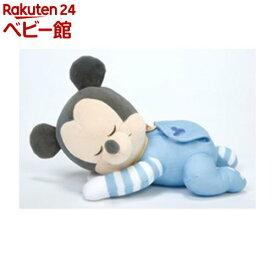 ディズニー いっしょにねんね すやすやメロディベビー ミッキー(1個)【タカラトミー】[おもちゃ 遊具 人形 ぬいぐるみ]