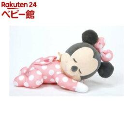 ディズニー いっしょにねんね すやすやメロディベビー ミニー(1個)【タカラトミー】[おもちゃ 遊具 人形 ぬいぐるみ]