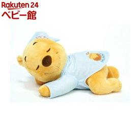 ディズニー いっしょにねんね すやすやメロディ くまのプーさん(1個)【タカラトミー】[おもちゃ 遊具 人形 ぬいぐるみ]
