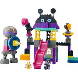 送料無料バイキンじょうもつくれる!だだんだんブロックバケツバンダイBANDAIおもちゃ・遊具・ベビージム・メリーブロック