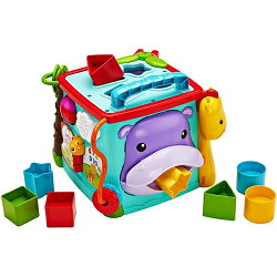 送料無料フィッシャープライスバイリンガル・ラーニングボックスDNY97フィッシャープライスFisher-Priceおもちゃ・遊具・ベビージム・メリー知育玩具