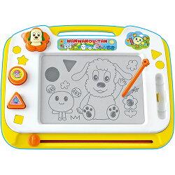 送料無料ワンワンとうーたんのびのびおえかきボードトーホーTOHOおもちゃ・遊具・ベビージム・メリーパズル・お絵描き