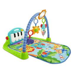 送料無料あんよでキック!4WAYピアノジムBMH49フィッシャープライスFisher-Priceおもちゃ・遊具ベビージム