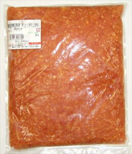 川俣シャモ シャモ挽肉 1kg(冷凍)送料クール60サイズ相当 鍋