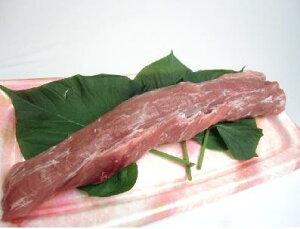 宮崎県産 豚ヒレ ブロック 約600g/本 業務用 冷蔵 宮崎食肉市場は同梱可