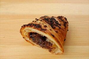 バター クロワッサン ナッツ&チョコ (90g×48個入り)業務用 冷凍パン生地 送料クール100サイズ相当 レストラン カフェ パーティー