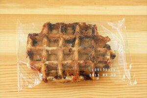 ベルギーワッフル チョコ (90g×24個入り)冷凍菓子 レストラン カフェ パーティー 送料クール100サイズ相当